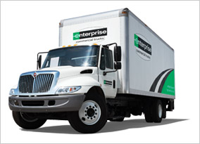 Our box truck rental expands your fleet as needed.